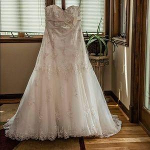 Mia Solano Dresses Phoenix Wedding Dress Poshmark